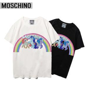 Womens Mens 2019 New Fashion T Shirt Letter Print Fashion Desgner Top Tees Short Sleeve Casual T-shirt S-2XL #78941