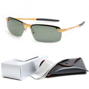10 STÜCKE Hohe qualität Polarisierte männer Sonnenbrille 3043 Markendesigner Sun glassess Frauen brille Brand New Designer sonnenbrille mit Original fall