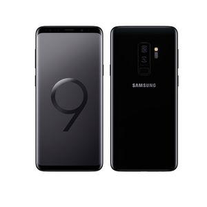 Débloqué Samsung Galaxy S9 5.8inch G960U G960F Octa core 4 Go de RAM 64GB ROM 12MP 4G réel d'empreintes digitales Téléphone portable Bluetooth Remis à neuf