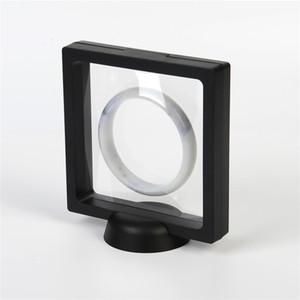 패션 3D 부동 프레임 그림자 상자 사진 프레임적인 장식 예술을 표시 보석