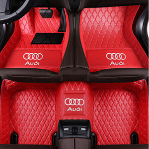 Adatto per Audi A3 A4 A5 A6 A7 A7 A8 Q3 Q5 Q7 RS5 RS7 S3 S4 S5 S6 S7 TT Tappetini Auto