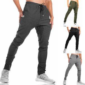Yeni Koşu Pantolon Erkekler Spor Pantolon Spor Joggers Koşu Koşu Pantolon Spor Sweatpants Eğitim Pantolon 2019 Sıcak Satış