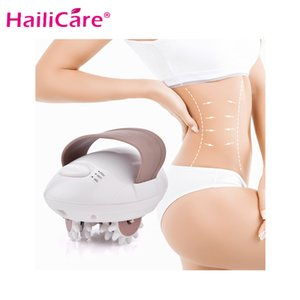 Eléctrica masajeador corporal Pérdida ajustable Rodillo completo cuerpo más delgado Peso 3D anticelulitis dispositivo de control de máquina de la belleza de la piel Ascensor