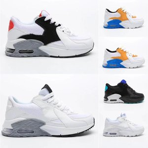 wholesale Children's Athletic Shoes baby shoes Black white Baby Infant Sneaker Children sports shoes girls boys Youth Trainer szie 26-35