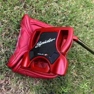 Lastest Model Spider Golf Putter +Putter Headcover More Pics Contact Seller 2pcs get big Discounts and DHL shipping