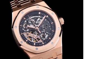 Yeni Tasarımcı Saatler Buzlu Altın Lüks Erkekler İzle Stanless Çelik 41mm Yüksek Kalite Otomatik mekanik saat Hareket Spor Erkek Saatler