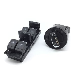 ZH-001 фар Выключатель Выключатель стеклоподъемника для GTI Golf 4 Jetta MK4 BORA BEETLE Passat B5 B5.5 3BD941531,3BD959857,3BD 941 531а, 3BD 959 857