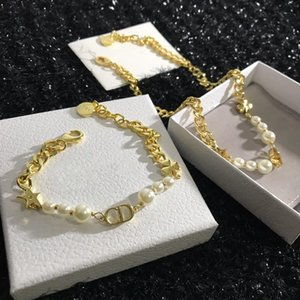 European and American fashion classic alphabet designer jewelry set luxury designer jewelry women bracelet designer necklace