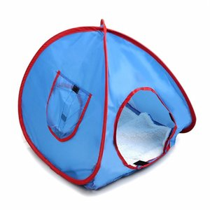 new small pop up camping tent small animal tent rabbit bed pet farm products supplies