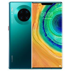 "Original Huawei Mate 30 Pro 4G LTE Cell Phone 8GB RAM 128GB 256GB ROM Kirin 990 Octa Core 6.53"" Full Screen 40MP Fingerprint ID Mobile Phone"