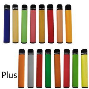 Plus 17 Colors Disposable Vape Pens Pods Pre-filled 3.2ml Vape Cartridges 550mah Battery Vapes Starter Kit Pens e Cigarettes Empty Vaporizer