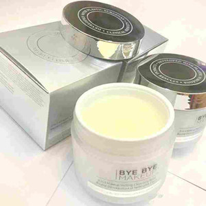 Makeup Remover bye bye makeup 3-in-1 makeup melting cleansing balm 80g with skin- softening serum concentrate high quality