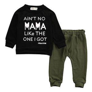 2016 Autumn Kids Clothes Boys Clothing Set Baby Girls Clothes Set Kids Long Sleeve T-shirt+Pants Outfits Set Tracksuit