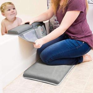 Bath Kneeler Rest Pad Set bras Genouillère Coudière Genoux ménagers Mat Merchandises accessoires pad pour salle de bain