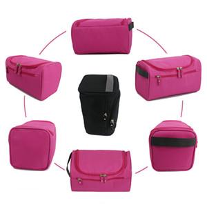 Unisexe Voyage Wash Portable Bag Outdoor Tissu Oxford Sacs cosmétiques Durable Vêtements Mêle Sac de rangement Mode Make Up Sacs DBC DH1101