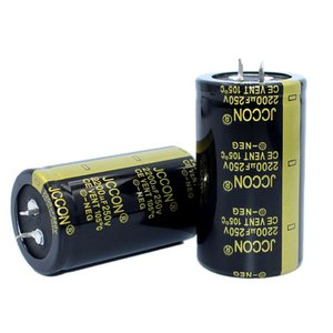 JCCON Thick-foot electrolytic capacitor 250v2200uf volume 35x60 Inverter power