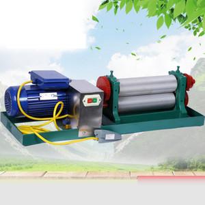 310mm cera de abejas Máquina eléctrica fundación cera de aleación de aluminio de la máquina de gofrado fundación