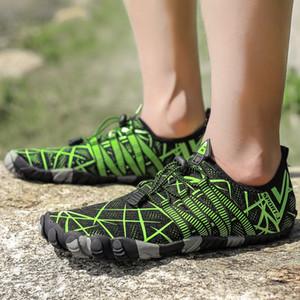 Venta caliente de los hombres de moda los zapatos de malla transpirable zapatillas de deporte de hombres caminando calzado cómodo de los nuevos zapatos para correr livianos C-200301097