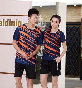jerseys de ténis 2019 New badminton T- camisa, homens / mulheres do miúdo, camisa de ténis de mesa calções roupas, T-shirt sportswear infantil
