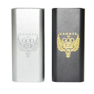 Hammer Gottes V3 Mod passen 4 Stück 18650 Batterie Platz Hammer Gottes 2 Mod mit LED-Anzeige Update Hammer Gottes 2 Hohe Qualität