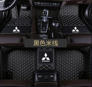 Fit Mitsubishi Outlander 2016-2019 Su geçirmez Kaymaz Araba paspas Toksik değildir ve kokusuz için