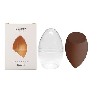 2020NEW best top Wholesale- Beauty Cosmetic Face Sponge Makeup Women Make Up Foundation Blender Blending Puff Flawless Powder Smooth