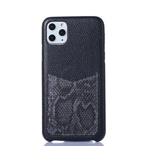 For iPhone 11 Pro Max Case Classic Pattern Fashion PU Leather Cover for iPhone X XS XR 8 7 6 Plus Protector
