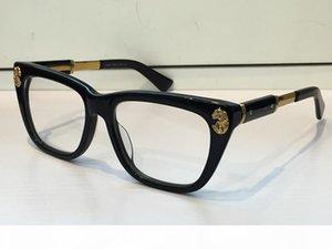 Medusa 0025HX Óculos graduados armação dos óculos Vintage 0025 mulheres marca óculos de designer com Original Caso retro design banhado a ouro