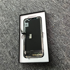 GX Hard Amoled Repair Part LCD Screen for iPhone X LCD Display Touch Screen Digitizer Complete Assembly Replacement Free DHL
