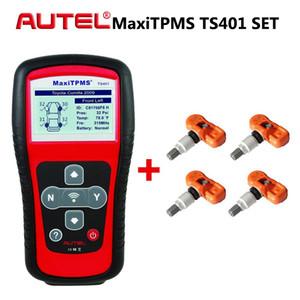 AUTEL MaxiTPMS TS401 TPMS Ferramenta da pressão dos pneus Ferramentas Sensor Activator Programação Ferramentas Tire Sensores TPMS ativação Univeresal