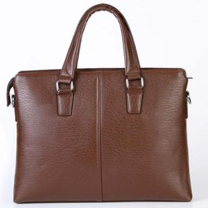 Men's Handbags Laptop Bag Men's Briefcase Single Shoulder Bag Business Undertakes To Wholesale