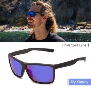 Lunettes de soleil Fashion Designer pour femmes des hommes Polarized Lens protection UV équitation coloré lunettes de soleil sport en plein air étui à lunettes Box