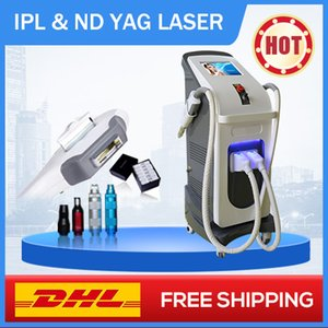 shr ipl laser tattool removal machine/ipl equipment for perment hair removal / IPL nd yag laser veins treatment