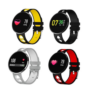 CF006H Smart Bracelet Blood Pressure Heart Rate Monitor Smart Watch Color Screen Waterproof Fitness Tracker Wristwatch For iPhone Androidd
