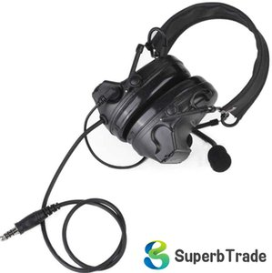 Z-Tactical Headset Noise-Cancelling Sound Collection Schall Z051
