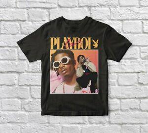 Playboi Carti shirt 90s style vintage shirt unisexe Hypebeast T-shirts Hip Hop