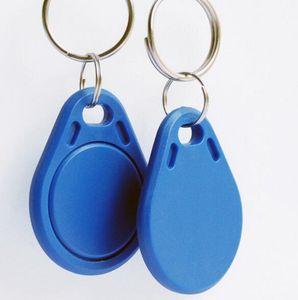 13.56MHz RFID IC Anahtar Etiketler Fudan M1 S50 Keyfobs Jetonu NFC TAG Anahtarlık için Arduino Giriş Kontrol RFID Keytags