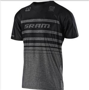 Nuevo ciclo Jersey camiseta TLD KTM SRRM descenso servicio nueva versión del equipo de manga corta camiseta