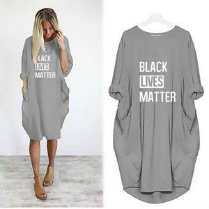 Womens Designer Robes Fashion Marque Robe Imprimer Luxe Femmes d'été de haute qualité à la mode vestimentaire décontracté Femmes 2020