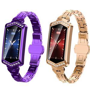 B78 smart wristband smart watch women Fitness bracelet Heart Rate tracker Monitor Pedometer blood pressure oxygen smartwatch