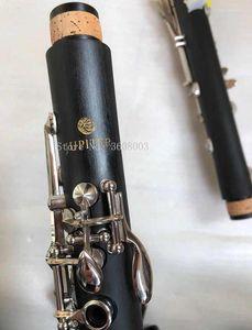 Nuove JUPITER Clarinetto fiati strumento professionale placcato 17 Key JCL-700Q Bb Tune B Flat nichel per gli studenti