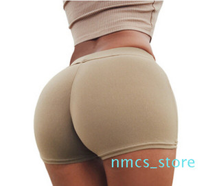 Women Summer Sexy Shorts Cotton Hot Shorts Bottoming Trousers Female Hip Up Skinny Wear Shorts