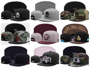 2019 récent arrivel Cayler Sons Chapeau Camo os hip hop casquettes de baseball casquette plate-larges bords snapback chapeaux pour les hommes et les femmes