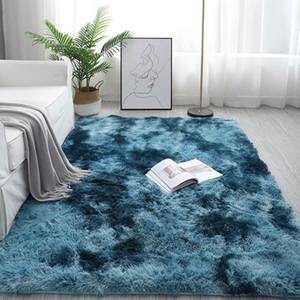 Bedroom Carpets Modern Art Living Room Carpets Home Nordic Bedroom Bedside Blanket Area Rug Large Soft Study Room Floor