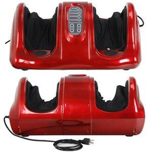 Shiatsu Massager Pétrissage Switchable roulement jambe mollet cheville w / Remote Home