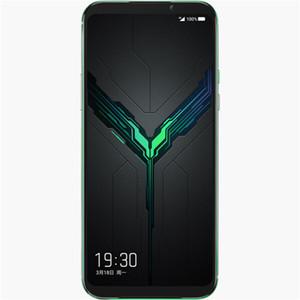 Original de telefone celular Xiaomi Black Shark 2 4G LTE Gaming 8GB de RAM 128GB 256GB ROM Snapdragon 855 Octa Núcleo 6,39 polegadas 48MP face ID Mobile Phone