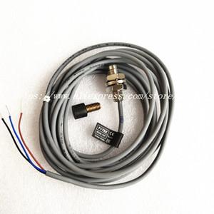 MS08-10P MS08-10N Sensor de Hall Magnético FOTEK Original Novo Hall Sensor de Proximidade Sensor