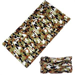 Fashion Sports Camo Bandana Multicam buffe Foulard Moto Scarf Magic ShemaghBicycle Outdoor Face Shield Sports Caps & Headwears Ath