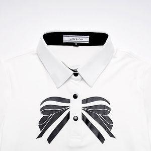 2020 new summer golf apparel women's summer MORK&LONAgolf t-shirt quick-drying breathable golf short shirt free shipping