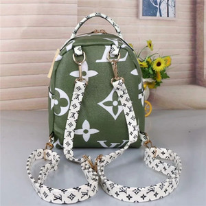 Free shipping 2020 NEW quality women bags handbags canvas backpack women's school bag Backpack backpacks Style Fashion Bags Mini